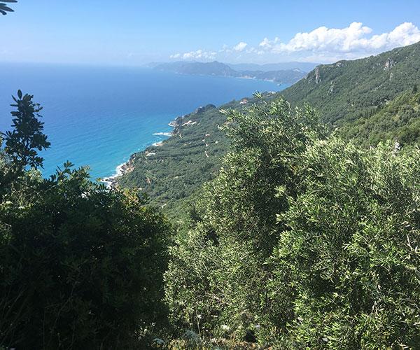 My Corfu Trail: Day 4